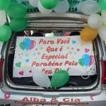 alba - SOLUÇÃO NO ISOLAMENTO: Carros de mensagens dos anos 90 voltam às ruas na quarentena - VEJA VÍDEO