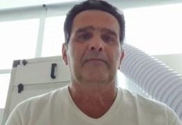 'Foi um milagre', afirma Alexandre Cunha após vencer a covid-19 – VEJA VÍDEO