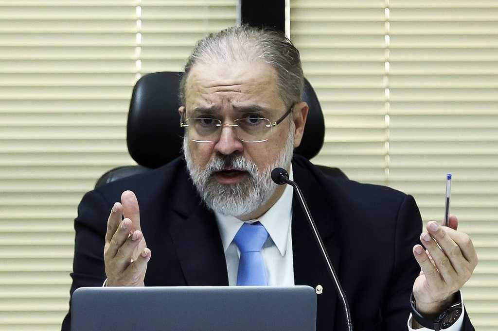 aras1506 - PGR inicia investigação sobre ataque ao prédio do Supremo Tribunal Federal