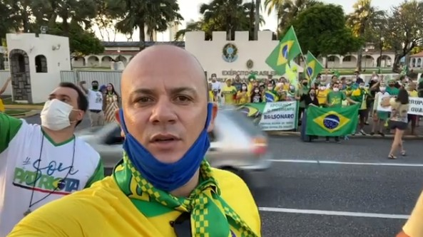 cabos - DEPUTADO NA MIRA DA PGR: Imprensa nacional repercute invasão a hospital na PB antes de pronunciamento de Bolsonaro