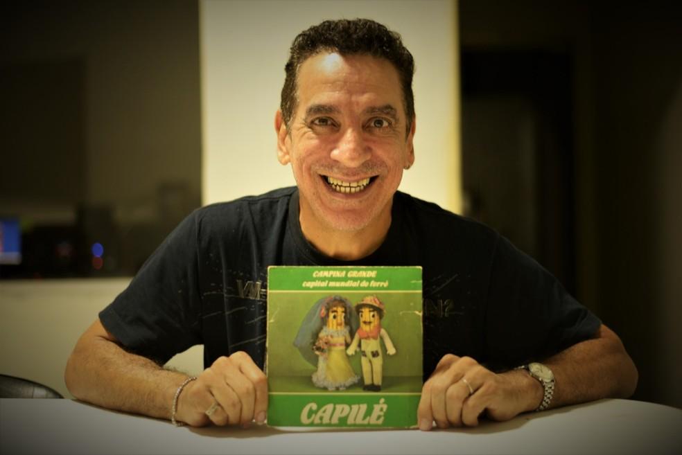 capile - AGENDA: Confira lives de artistas paraibanos nesta quarta-feira de São João