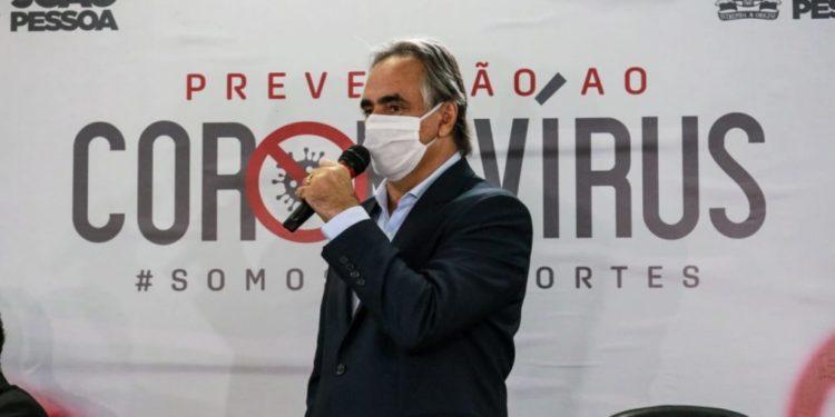 cartaxo mascara 750x375 1 - Prefeitura de João Pessoa acata sugestão do MPF e MPPB e decide revogar decreto sobre eventos corporativos e artísticos