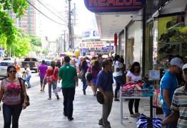 Vendas do varejo na PB crescem quase 20% e têm a 2ª maior alta do Brasil em julho, diz IBGE