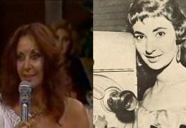 Faleceu a pioneira dos programas femininos na televisão brasileira Clarice Amaral