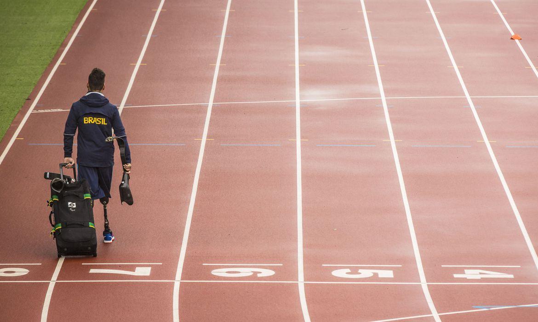 ct paralimpico covid 19 coronavirus - Comitê Paralímpico elabora protocolo para volta de treinos esportivos