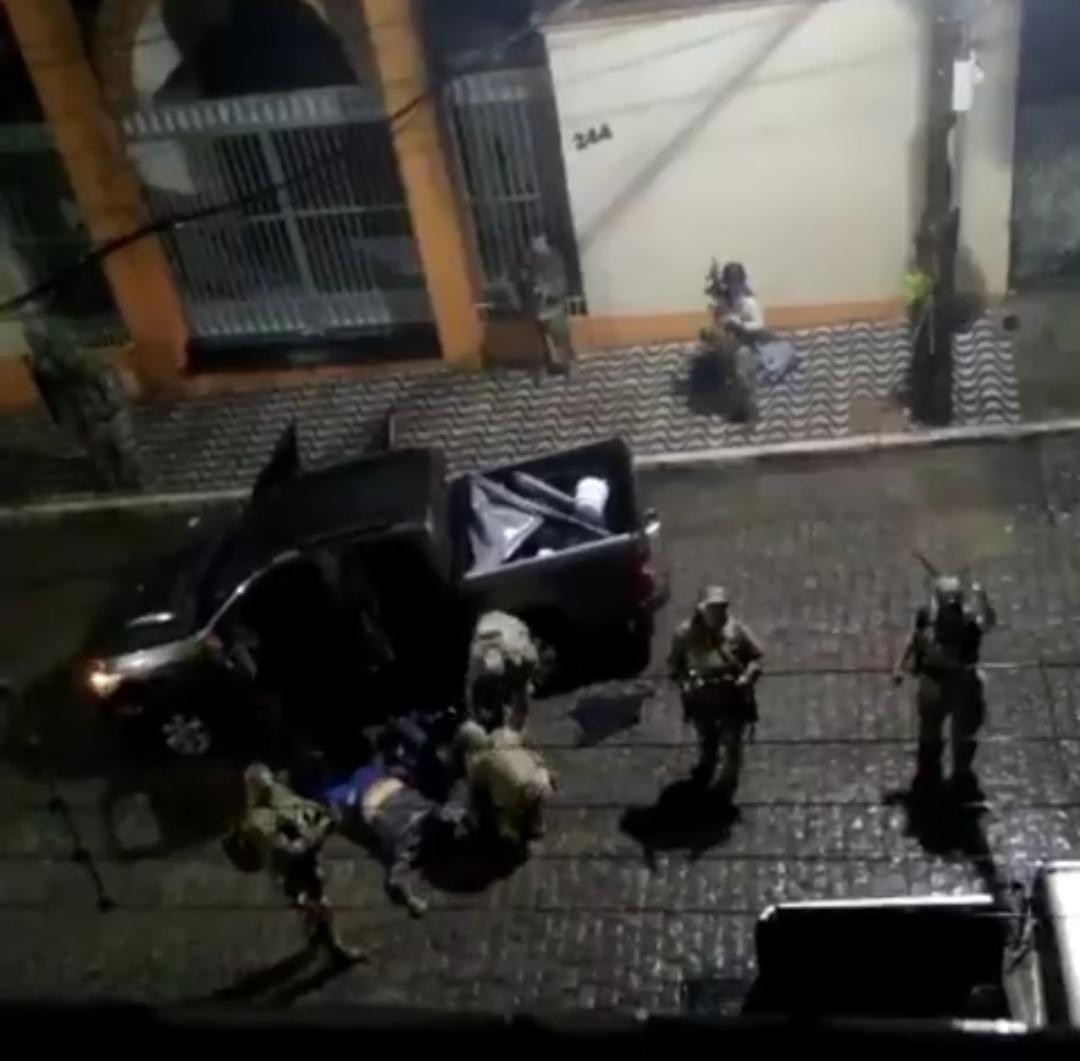 e2a0e224 8caf 49b9 925b bde65d95f753 - CONFRONTO VIOLENTO: Policia evita assalto a banco e mata cinco suspeitos em confronto em Areia-pb