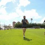 ezcboclwsaeobio - Ceará inicia treinos presenciais no CT de Porangabuçu
