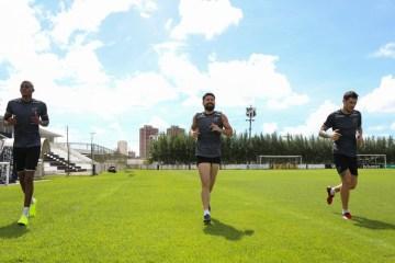 Ceará inicia treinos presenciais no CT de Porangabuçu