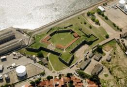 Movimentos culturais de Cabedelo lançam manifesto contra privatização da Fortaleza de Santa Catarina