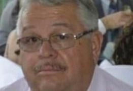Engenheiro da Prefeitura de Campina Grande Marcos Antônio morre de Covid-19