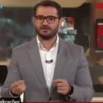 globo - APÓS CRÍTICAS: GloboNews reconhece erro e escala apenas jornalistas negros - VEJA VÍDEO