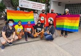 EM JOÃO PESSOA: LGBTs fazem doação coletiva de sangue para celebrar decisão de inclusão entre doadores