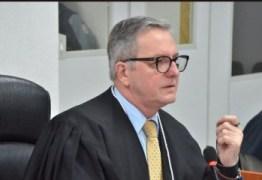 VIDEOCONFERÊNCIA: Juiz Ferreira Júnior toma posse como membro titular do TRE-PB