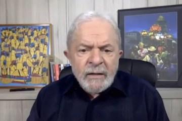 lula 2 - Lula lamenta 100 mil mortes por Covid-19 e critica Bolsonaro