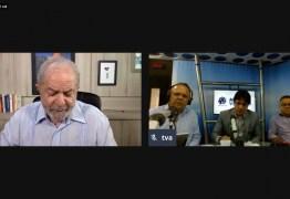 'O Moro é um mentiroso, um canalha', afirma ex-presidente Lula ao defender sua inocência