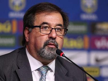 marco - CBF anuncia saída do coordenador Marco Aurélio Cunha