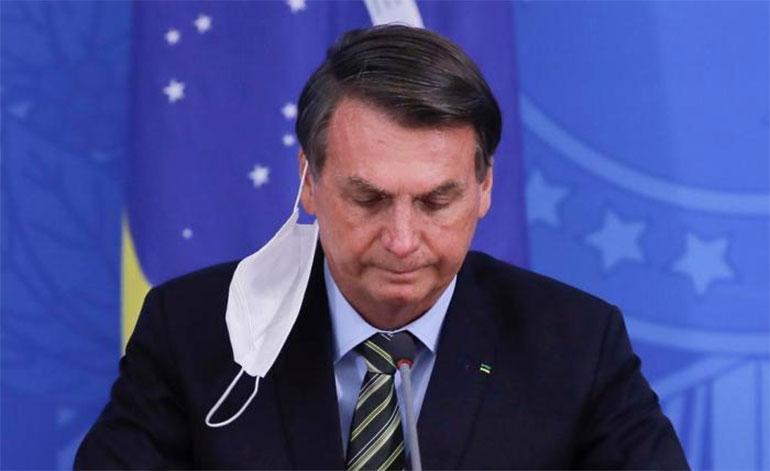 noticia 202781 - Mudança de divulgação ocorreu após Bolsonaro exigir número de mortes por covid abaixo de mil por dia