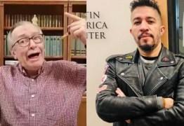 Justiça manda Olavo de Carvalho apagar fake news contra Jean Wyllys