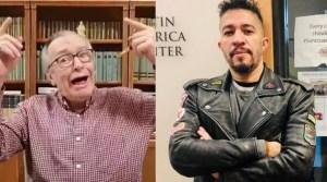 olavo jean 300x167 - Justiça manda Olavo de Carvalho apagar fake news contra Jean Wyllys