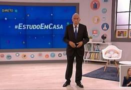 Por pandemia, presidente de Portugal dá aula na TV sobre cidadania – VEJA VÍDEO