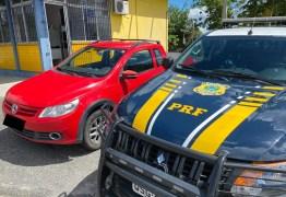 PRF na Paraíba recupera veículo roubado que havia sido vendido em feira livre por valor inferior a mais de R$ 10 mil do preço de mercado
