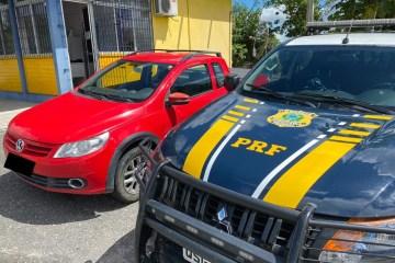 prf - PRF na Paraíba recupera veículo roubado que havia sido vendido em feira livre por valor inferior a mais de R$ 10 mil do preço de mercado