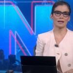 renata vasconcellos - Sem previsão de retorno, Renata Vasconcellos fica ausente do Jornal Nacional por 'questão pessoal'