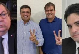 Cidadania rompe com Vitor Hugo em Cabedelo e João Azevêdo articula frente ampla de oposição