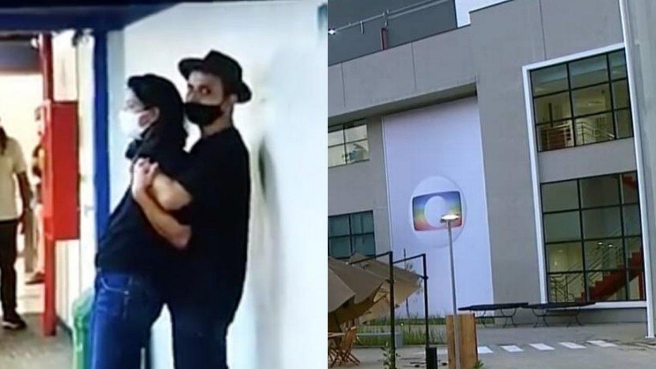 sequestro globo - TENSÃO: Homem que invadiu Globo exigia ver Renata Vasconcelos e emissora se posiciona; VEJA VÍDEO E NOTA