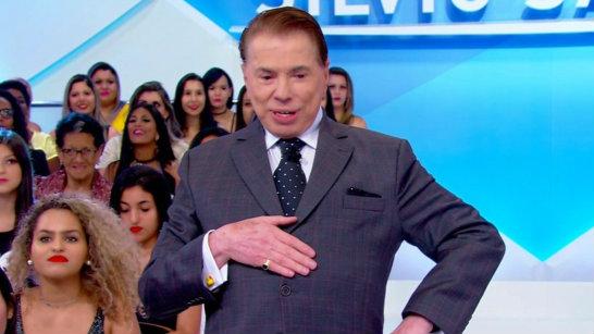 silvio santos - Silvio Santos não voltará a gravar o seu programa até o fim da pandemia do novo coronavírus
