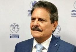Tião Gomes solicita que equipamentos do Hospital de Campanha sejam destinados a unidades de Solânea e Esperança