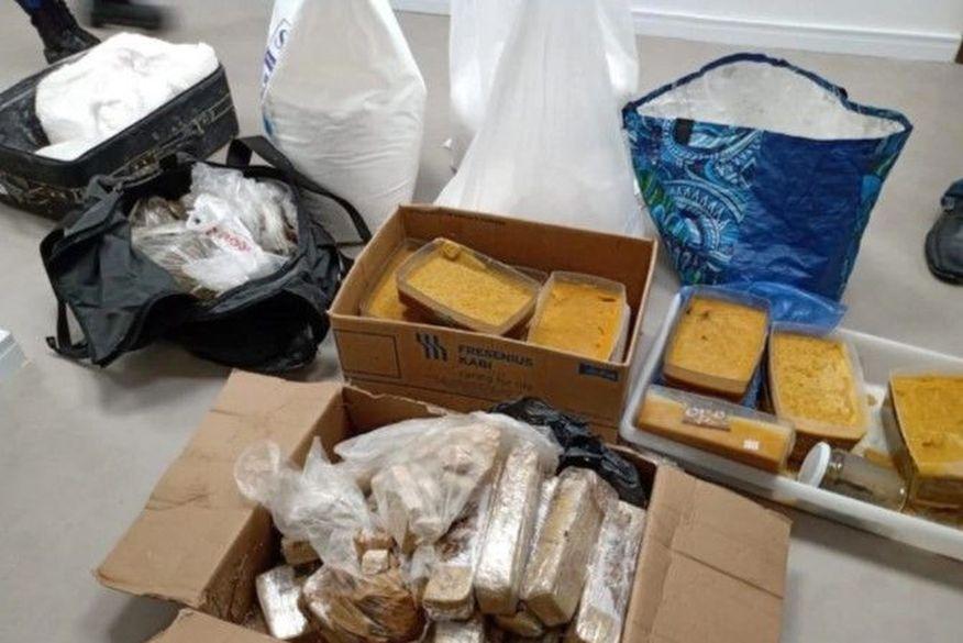 trafico de drogas - Polícia desarticula laboratório de drogas que funcionava em residência na cidade de Cabedelo