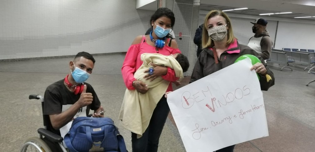 whatsapp image 2020 06 19 at 20.02.27 - Refugiados e brasileiros se unem para ajudar vulneráveis na pandemia