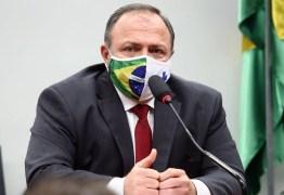 MILITARIZAÇÃO NA SAÚDE: Pazuello executa propostas do planalto sobre dados da Covid-19 sem contestar