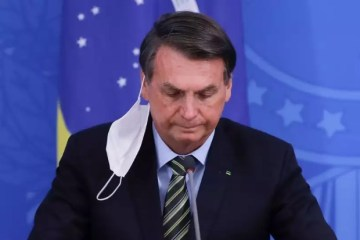 0023 - Partido de Bolsonaro consegue apenas 3,2% de assinaturas para ser criado