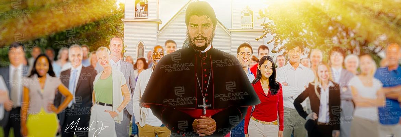 044aff02 3879 4781 8b15 c9b175bc64b5 - PATRULHA IDEOLÓGICA : Fiéis querem um bispo como Che Guevara de batina - Por Anderson Costa
