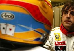 Alonso deve anunciar terceira passagem pela Renault ainda nesta semana