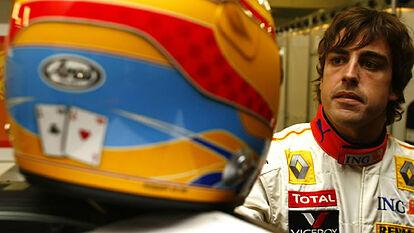 15940442809462 - Alonso deve anunciar terceira passagem pela Renault ainda nesta semana