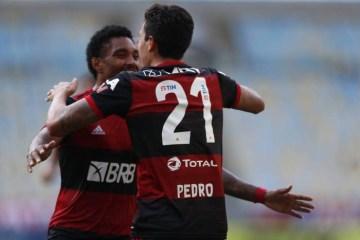 Flamengo vence primeira partida da final do carioca e fica na vantagem para segundo jogo