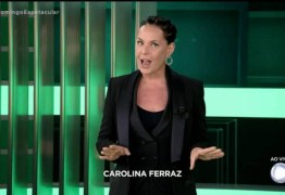 Regalias dadas à Carolina Ferraz causa climão entre os colegas nos bastidores da Record