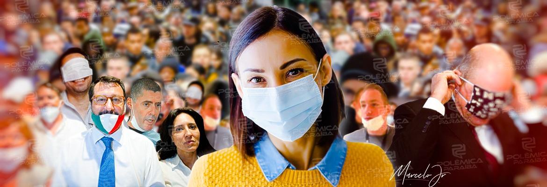PROTEÇÃO EM TEMPOS DE CORONAVÍRUS: O uso correto da máscara é fundamental para evitar a proliferação da Covid-19