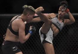 UFC: Brasileiras fazem duelo decisivo em card principal