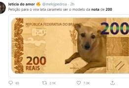 Pablo Vittar, ema, vira-lata caramelo: Nova nota de R$ 200 gera memes na internet e pedido para mudanças