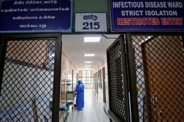 2020 01 29t112427z 1560372915 rc2npe947o0j rtrmadp 3 china health india - Índia tem quase 700 mil casos de covid-19 e é o 3º país mais afetado