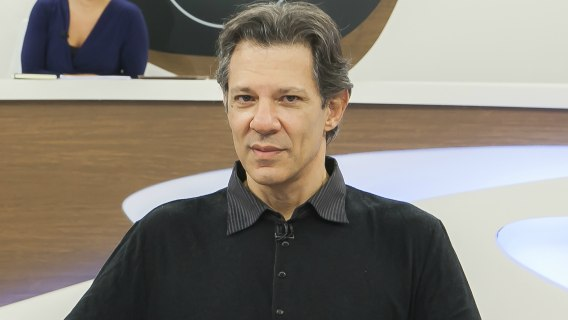 20200707001920 fernandohaddad home - Haddad: Não acredito no Jair 'paz e amor' depois que o Queiroz foi preso - VEJA VÍDEO