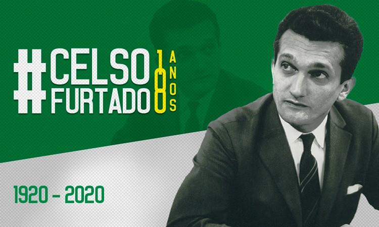 20200726 celsofurtado 100anos materia - 100 ANOS DE CELSO FURTADO: conheça a história do paraibano que se tornou um dos maiores economistas do país e criador da Sudene; VEJA VÍDEO