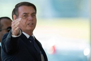 3abr2020 o presidente jair bolsonaro sem partido em frente ao palacio da alvorada em brasilia 1585943610911 v2 900x600 - Partido de Bolsonaro ainda não conseguiu assinaturas suficientes para funcionar