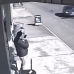 3rrrp6588szhjvg1sgghw03jx - Câmera flagra momento em que criança cai de carro em movimento; VEJA VÍDEO