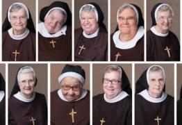 """Treze freiras do mesmo convento morrem de Covid-19: """"Espalhou como fogo"""""""
