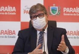 João Azevêdo anuncia execução de mais de 200 obras e assegura investimentos de R$ 798 milhões na Paraíba